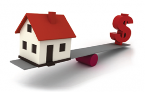 house and money teeter