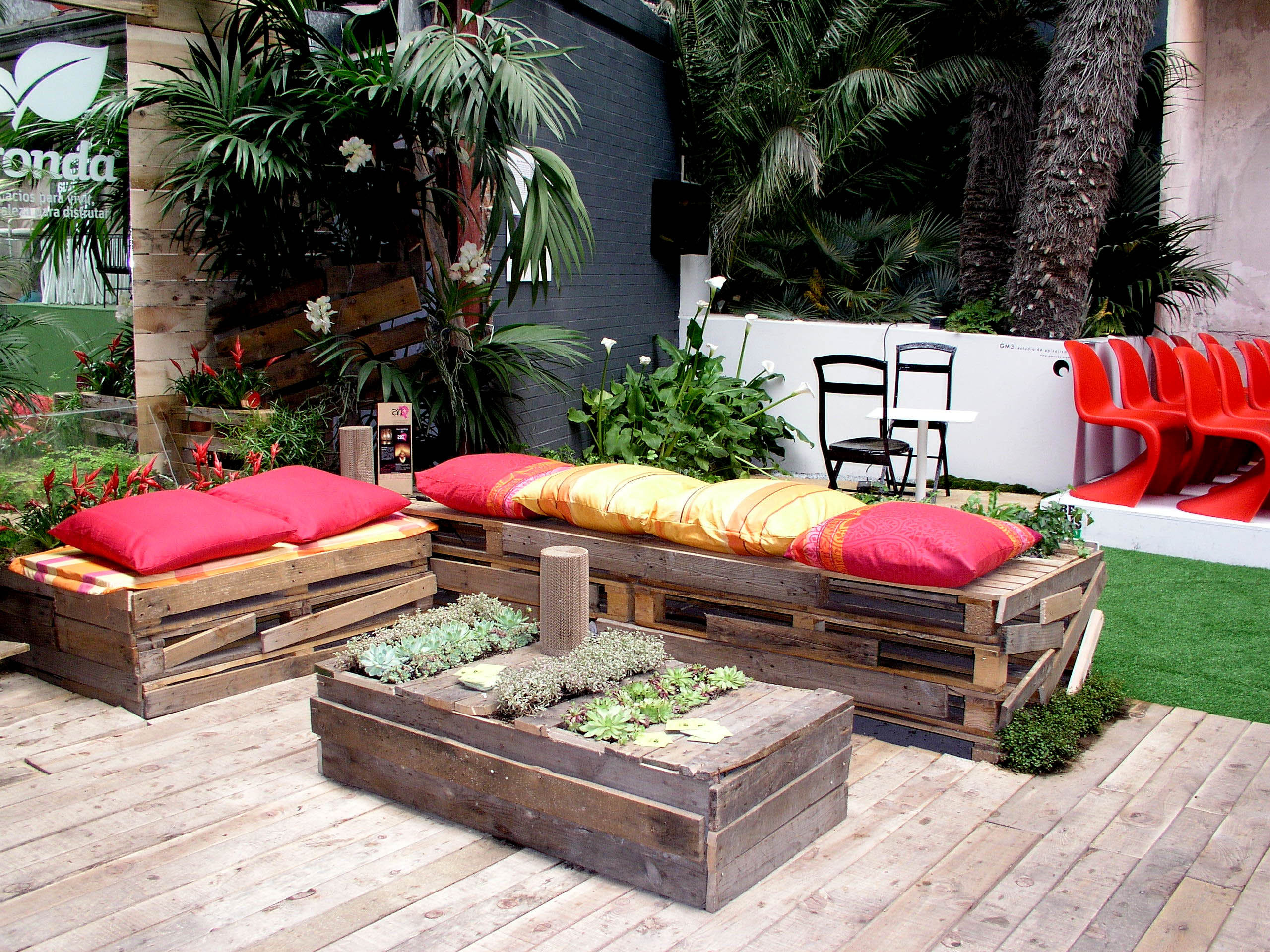 Gil stauffer blog gil stauffer blog grandes for Muebles con palets para terraza