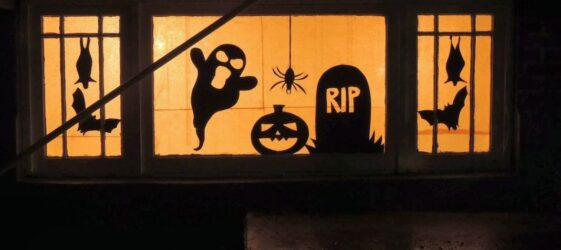 Ideas sostenibles para decorar en Halloween